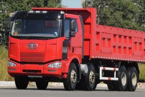 一汽解放 J6M准重卡 280马力 8X4自卸车(CA3310P63K2L1T4E4)