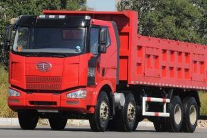 一汽解放 J6M准重卡 260马力 8X4自卸车(CA3310P63K1L2T4E4)