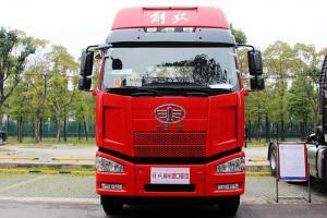 一汽解放 J6M准重卡 350马力 6X4牵引车(CA4250P66K24T1A1HE4)