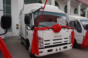 庆铃五十铃汽车 K600 三人座大容量厢车(货箱长4.97米) 120马力