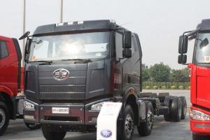 一汽解放 J6P重卡 2013款 350马力 8X4自卸车底盘(CA3310P66K2L5BT4E4)