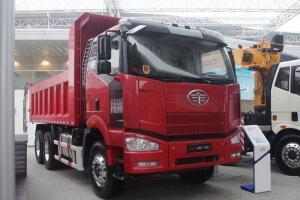 一汽解放 J6P重卡 2013款 350马力 6X4自卸车(CA3250P66K2L1T1AE4)