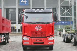 一汽解放 J6P准重卡 280马力 8X4自卸车(CA3310P63K2L1T4E4)