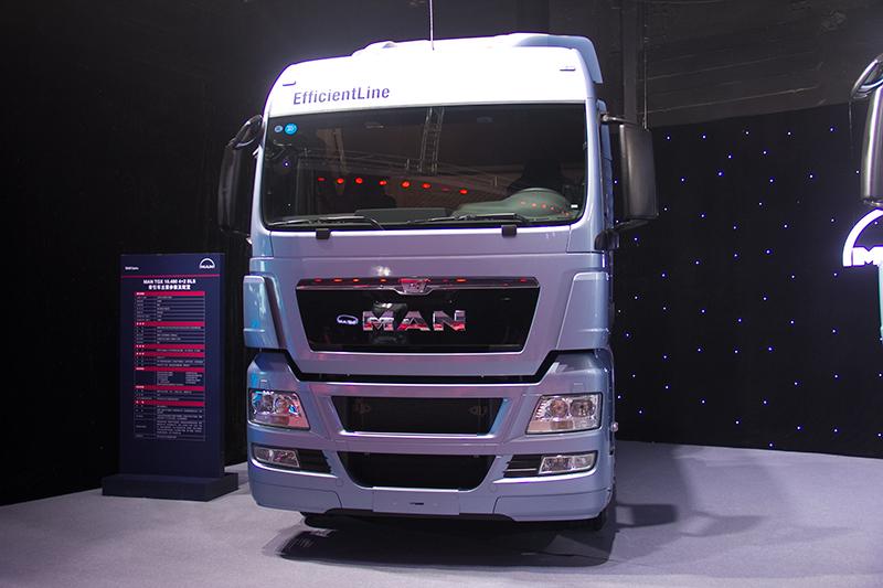 德国曼恩MAN TGX 18.480 4×2 BLS牵引车