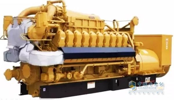 大型柴油发动机