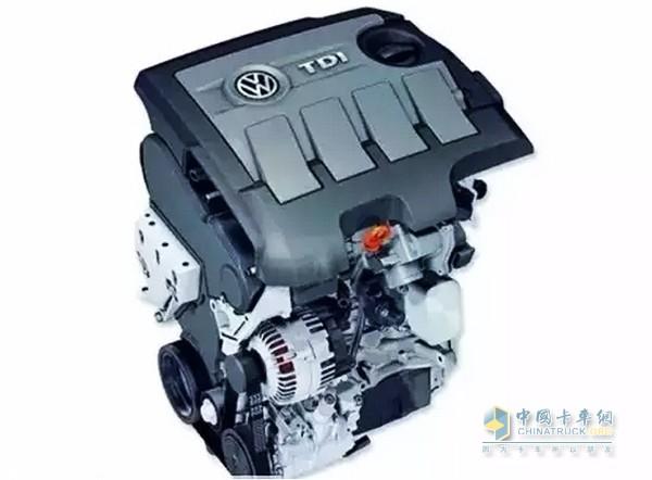 轻质柴油发动机