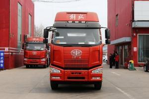 一汽解放 J6M准重卡 320马力 6X2牵引车(CA4220P63K2T3E4)