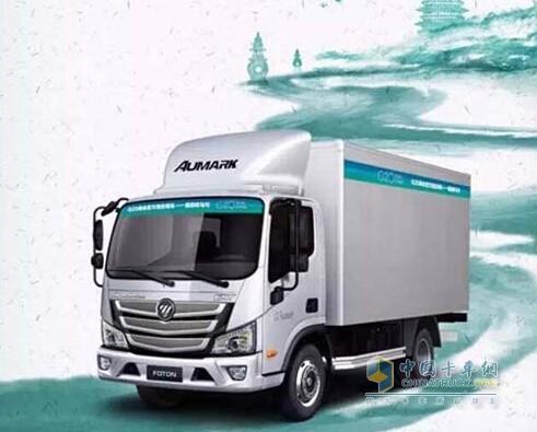 欧马可S3超级卡车