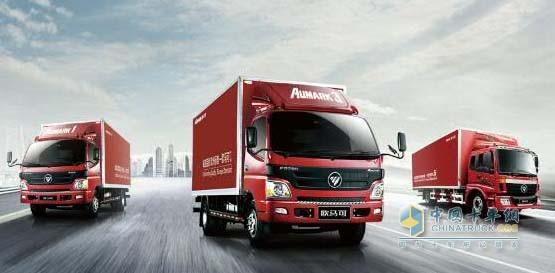 欧马可1系、3系、5系产品