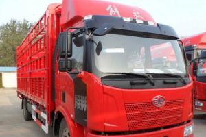 一汽解放 J6L中卡 140马力 4X2 仓栅式载货车(CA5160CCYP62K1L3E4)