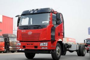 一汽解放 J6L中卡 160马力 4X2载货车底盘(西南版)(CA1160P62K1L4E4)
