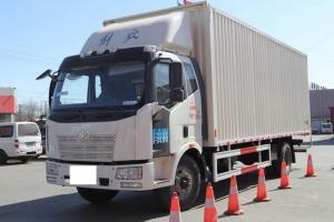 一汽解放 J6L中卡 180马力 4X2 厢式载货车(CA5160XXYP62K1L5A1E4)
