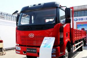 一汽解放 J6L中卡 180马力 4X2 LNG载货车(CA1160P62L4E1M5)