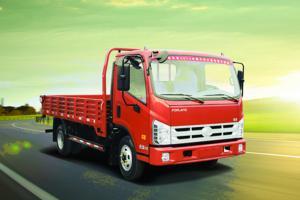 福田时代康瑞H3 81马力 4.18米单排栏板载货车