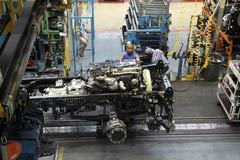 奔驰卡车德国行:这么造Actros 探访梅赛德斯-奔驰沃尔特工厂