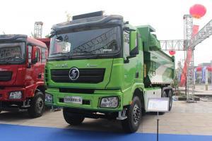 陕汽德龙X3000 336马力 6×4城建渣土车