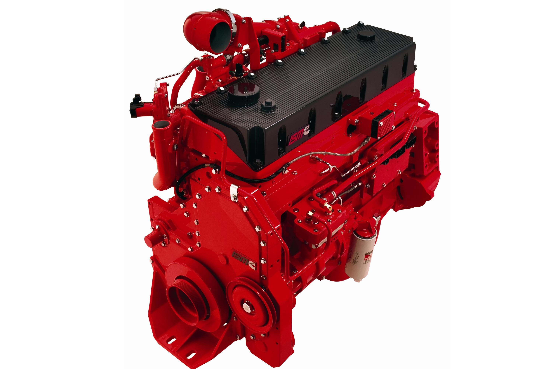 西安康明斯ISME345 30型345马力发动机