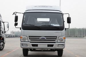 开瑞绿卡T系列 宽体 110马力 4.10米单/双排厢式轻卡