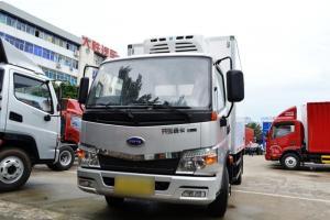开瑞冷藏车S 基本型/舒适型/豪华型 129马力 4.05米厢式轻卡