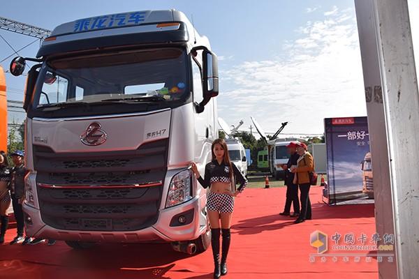乘龙H7卡车