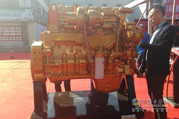 东风康明斯ISZ13L发动机