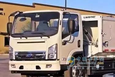 比亚迪在美推出纯电动卡车 附图高清图片