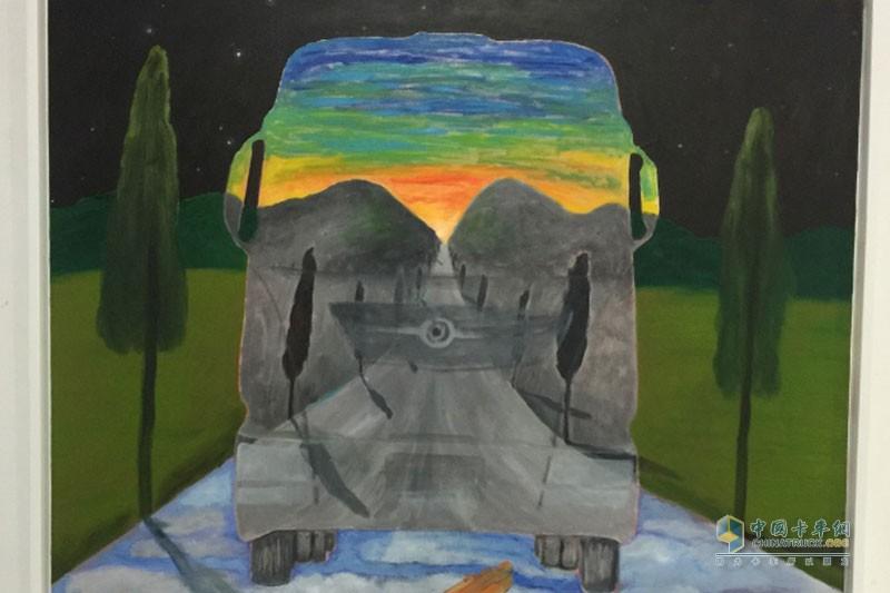 诗和远方,卡车司机眼中的万千世界!