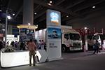 4×2厢式车亮相广州车展 广汽日野又有新玩法