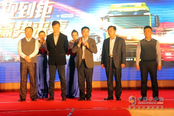 中国重汽与冠科实业