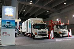 2016广州车展汇聚众多卡车企业  主打车型悉数亮相