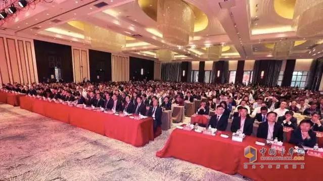 2017年江淮轻型商用车营销年会活动现场
