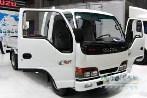 庆铃 100P轻卡 95马力 4X2 长单载货车