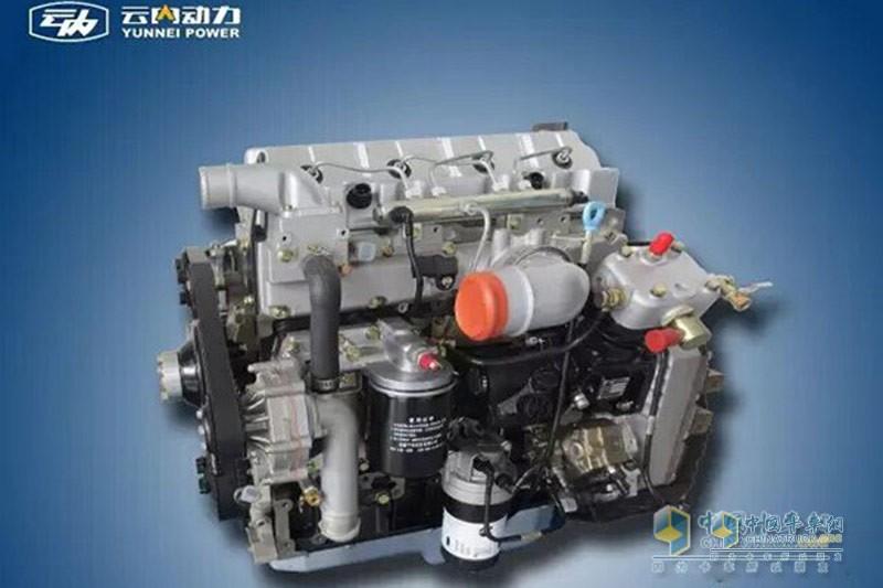 云内动力YNF40发动机
