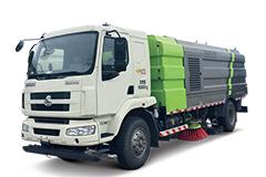 东风柳汽 乘龙ZLJ5160TXSLE5型洗扫车