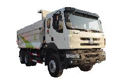 东风柳汽 乘龙M5 6X4智能渣土车
