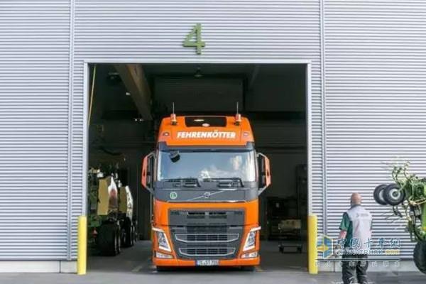 最省油最低成本 沃尔沃卡车成为欧洲大陆的物流霸主