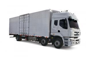 东风柳汽 乘龙M5 270马力 6X2载货车(LZ5200XXYM5CA)
