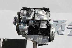 东风ZD30 发动机