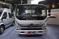 中国卡车网记者深度试驾奥铃CTS超级轻卡