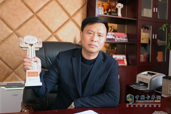 高安海鑫董事长何海军