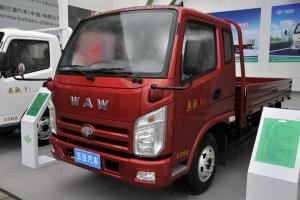 奥驰A系 新1800系列 109马力 4X2 3.8米排半栏板轻卡(FD1040P17K4-4)