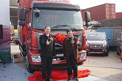 与品质体验同行 时代/瑞沃国五产品出击上海