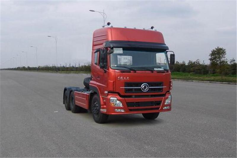 东风商用车 天龙重卡 360马力 6X4牵引车(DFL4251AX17A)