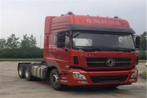 东风商用车 天龙重卡 420马力 6X4危化牵引车(DFL4251A16)