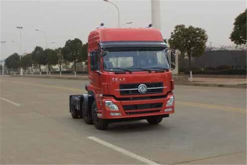东风商用车 天龙重卡 420马力 6X2牵引车(DFL4250A2)