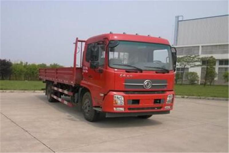 东风商用车 天锦 180马力 4×2 标顶排半6.6米载货车(DFH1160BX5A)