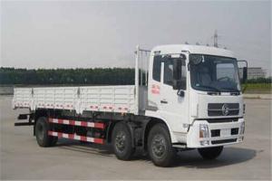 东风商用车 天锦 210马力 6×2平顶排半8.6米载货车(DFL1160B5)