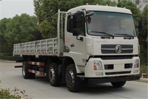 东风商用车 天锦 245马力 6×2 平顶排半7.7米载货车(DFH1220B)