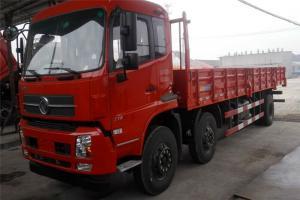 东风商用车 天锦 210马力 6×2 平顶排半8.6米载货车(DFL1190BX5A)