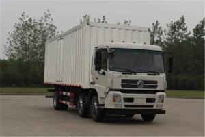 东风商用车 天锦 245马力 6×2 平顶排半8.6米厢式载货车(DFH5220XXYB)